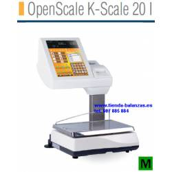 OpenScale K-Scale 20 I 15Kg 5g [M]