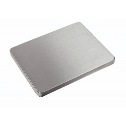 Plato inox. 132x130 mm Series HT-CL