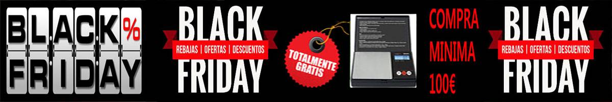 TiendaBalanzas castellano Black Friday