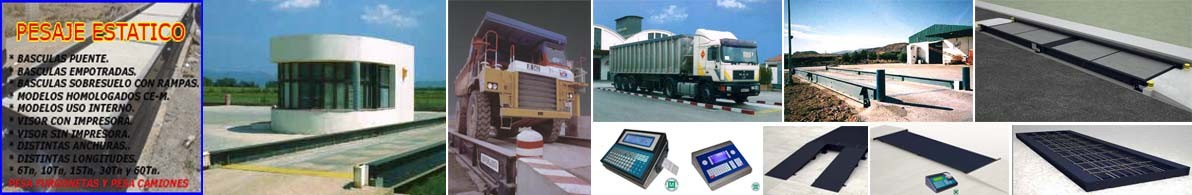 Banner cover Static weighing trucks