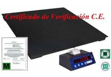 Scale platform with printhead